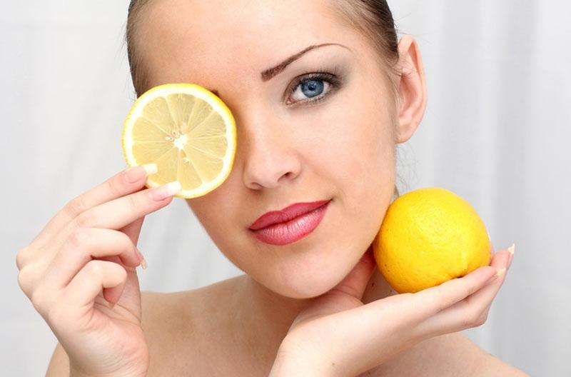 lotion au citron