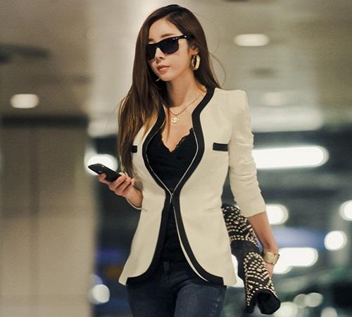 Les manières de porter un blazer