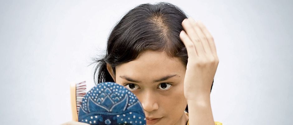 Les meilleurs moyens nationaux pour osvetleniya le cheveu